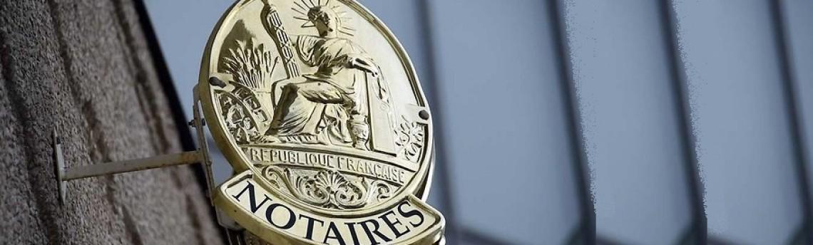 23/10/2014 – Honoraires des Notaires : vers un encadrement des tarifs